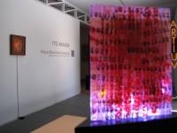 detalle expo yto aranda pintura electronica interactiva galeria artium 2011 - foto